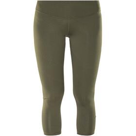 Prana Misty Naiset Lyhyet housut , oliivi